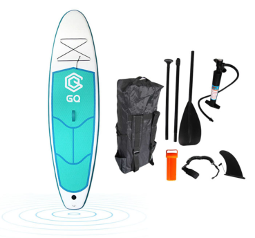 SUP Stand Up Paddle Board Allround 290x76x10cm Höhe aufblasbar iSUP