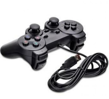 Controller USB GamePad Double Shock USB 2.0 Double Dual Shock Controller Joypad