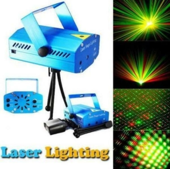 Disco Mini LED Laser LICHT Projector DJ Bar Stage House Dj lighting licht klub .