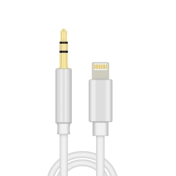 Lightning zu 3,5mm AUX Audio Kabel 3.5mm AUX Audio Kabel Adapter für Apply iPhone 11 7 8 Plus X XS