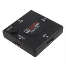 3 fach HDMI Switch Umschalter Verteiler SPLITTER f. Xbox PS3